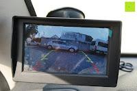 Display: AUTO VOX M1 Auto Rückfahrkamera mit Monitor 4.3'' TFT LCD Rückansicht Bildschirm mit IP68 wasserdichte Kamera für Einparkhilfe&Rückfahrhilfe, einfache Installation für die meisten Automodell