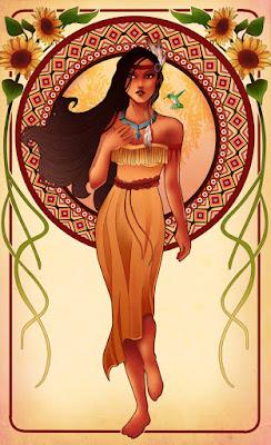 Pocahontas, de Hannah Alexander
