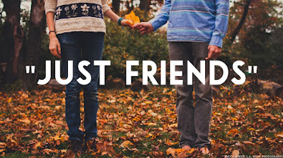 Mampukah Antara Pria Dan Wanita Menjalin Hubungan Hanya Sekedar Persahabatan ?