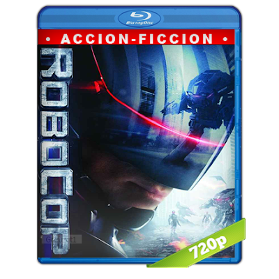 RoboCop (2014) BRRip 720p Audio Trial Latino-Castellano-Ingles 5.1