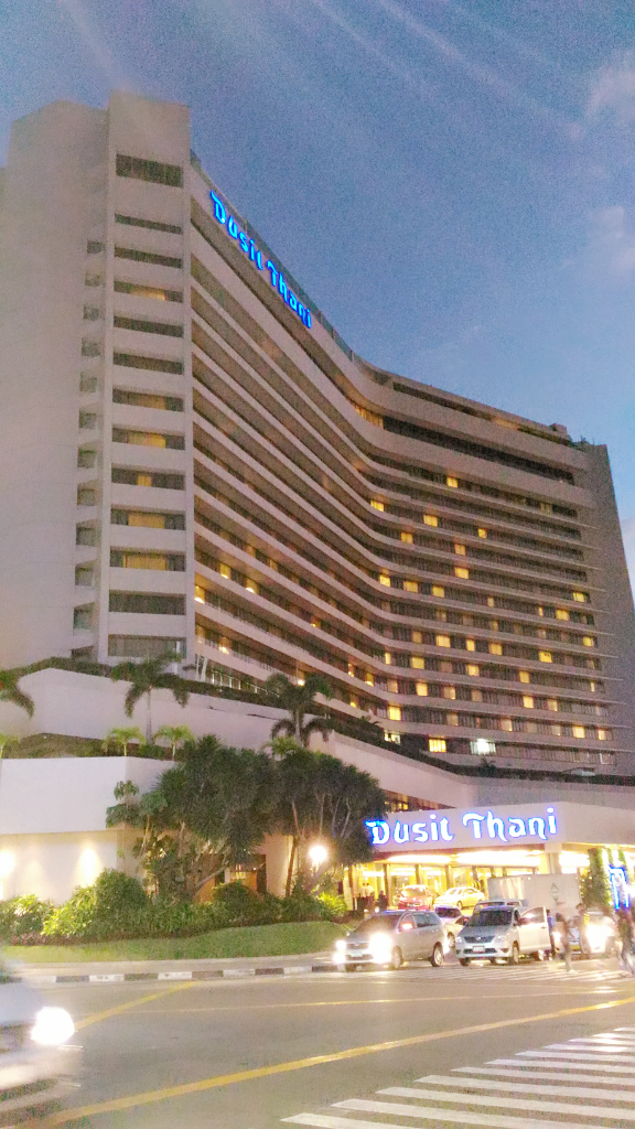 Dusit Thani Manila review, staycation at Dusit Thani Manila