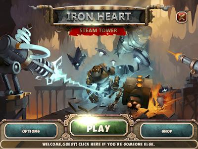 鋼鐵雄心:蒸汽之塔(Iron Heart:Steam Tower),濃厚的維多利亞風味塔防!