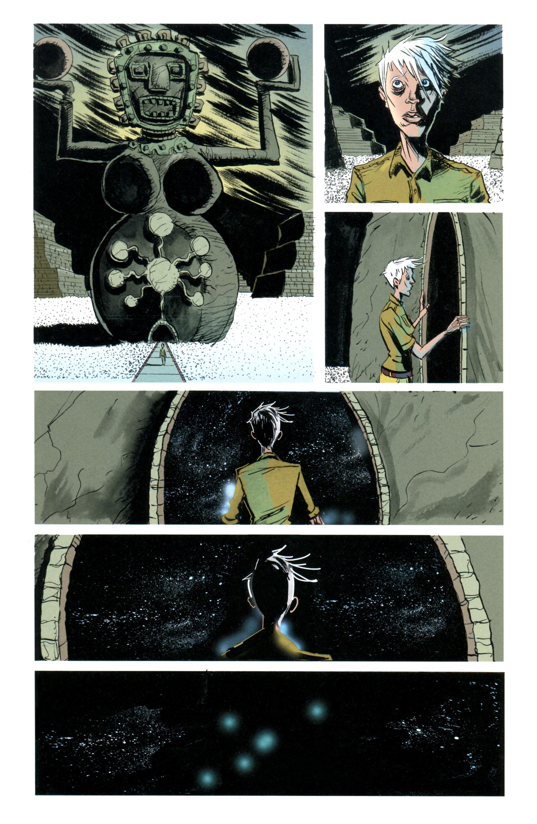 Read online Trillium comic -  Issue #7 - 18