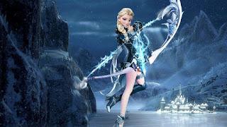 Gambar keren gratis Elsa Frozen