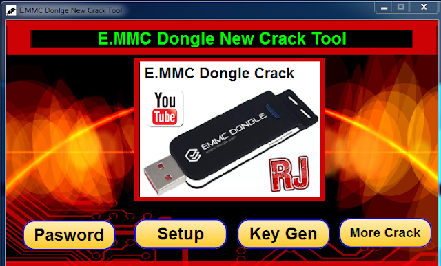EMMC Dongle Latest Crack Tool With KeyGen 100% Working