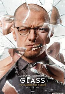 Glass - Descrição das Personagens/ Protagonistas