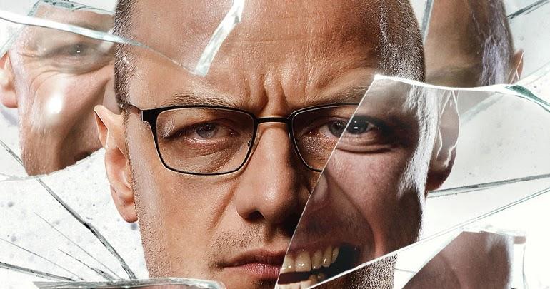 2019 Movie Poster Glass: Descrição Das Personagens/ Protagonistas