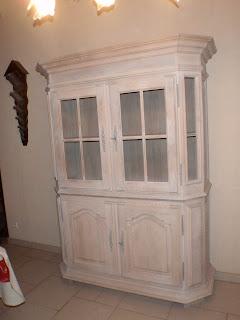 meubelrenovatie vitrine