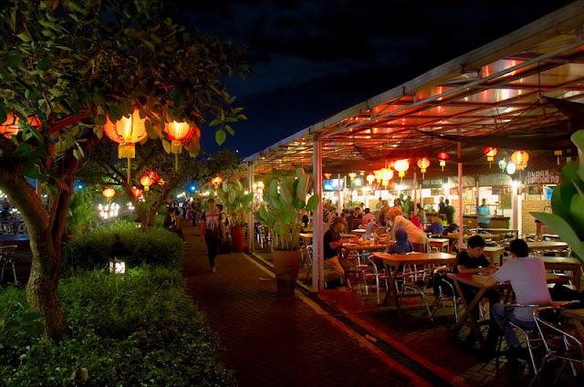 Paskal Food Market, Wisata Kuliner Spektakuler di Kota Bandung