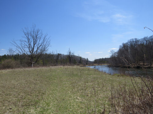 North Country Trail Leitch Bayou