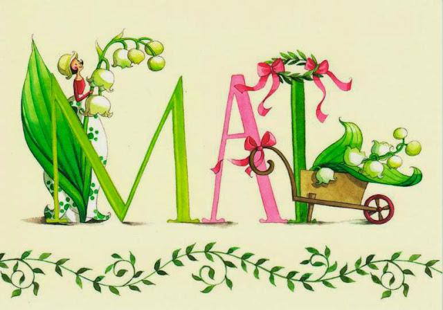 Seja Bem-vindo Maio