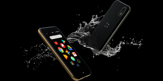 Palm announced - A complimentary phone that costs $350