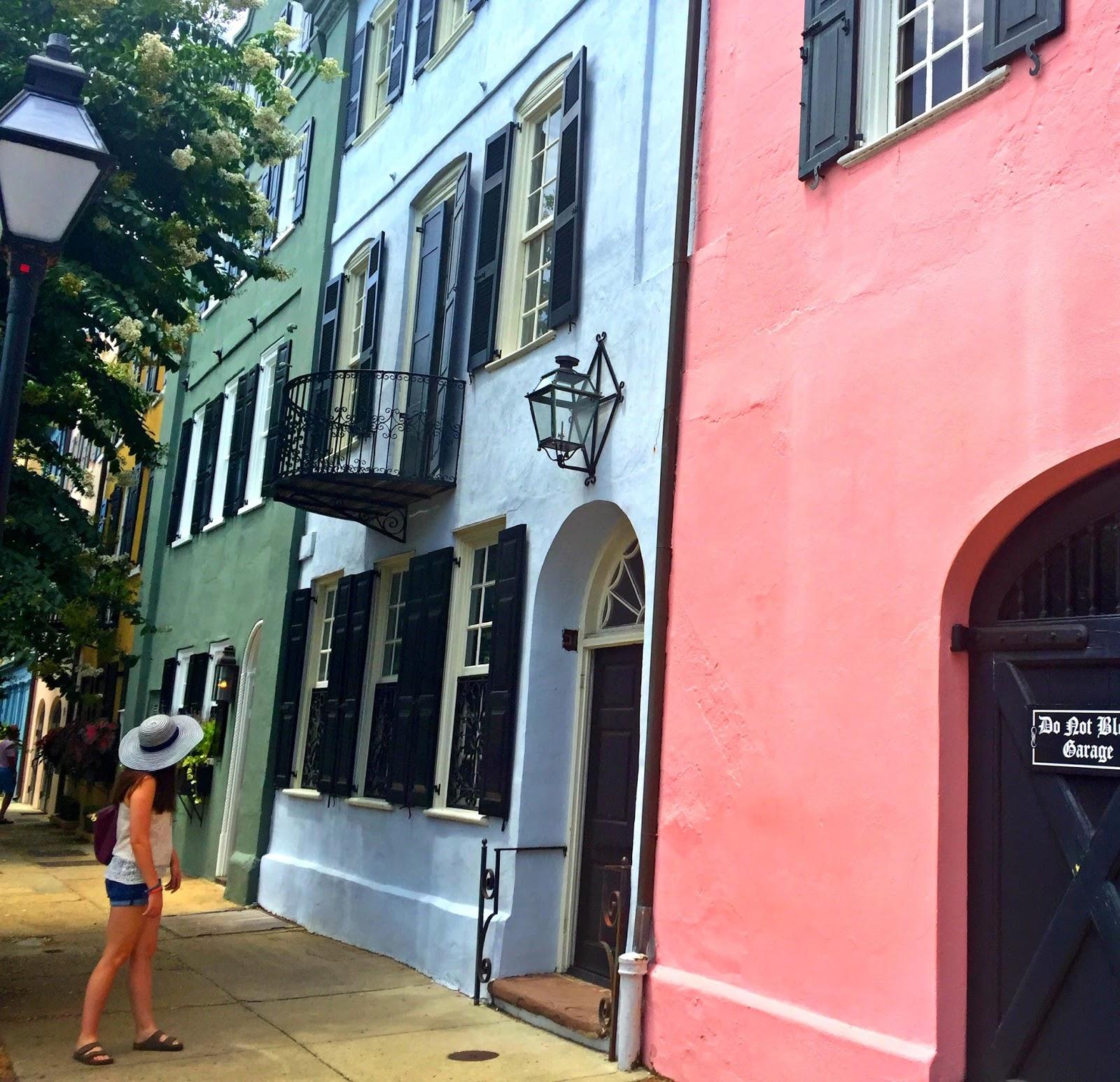 The Rainbohemian: Chillin\' in Charleston (Part 1)