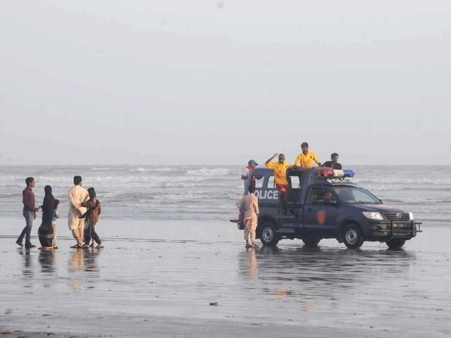 Beautiful Karachi - Clifton Beach