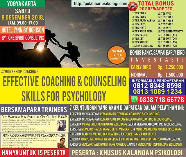 Seminar Psikologi Yogyakarta 2018