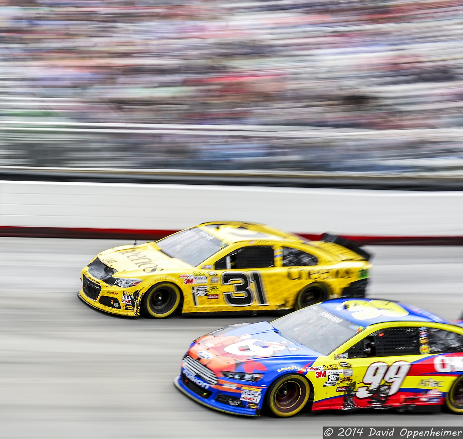 Bristol Motor Speedway during NASCAR Sprint Cup Food City 500
