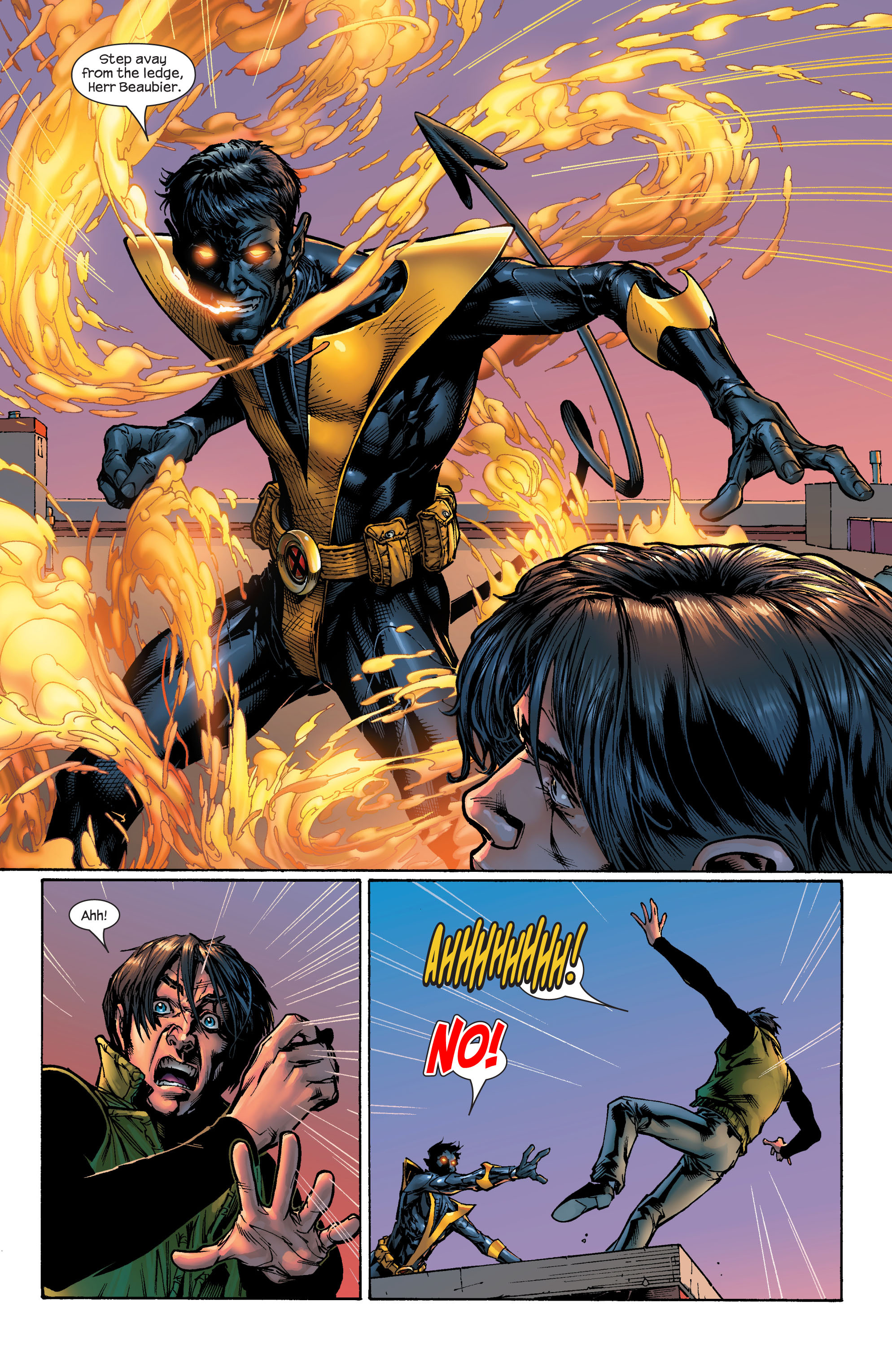 Read online Ultimate X-Men comic -  Issue #46 - 4
