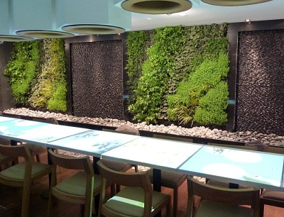 My Interior Design Blog Living Walls