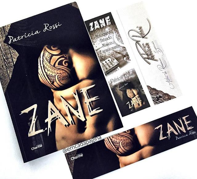 [Resenha] Zane | Patrícia Rossi