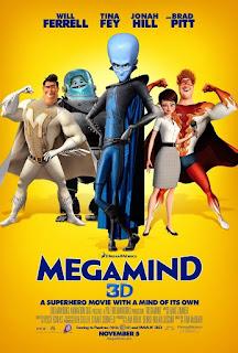 Megamind (2010) เมกะมายด์ จอมวายร้ายพิทักษ์โลก