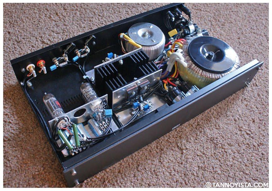 Inside the Croft 7R power amplifier - Tannoyista.com