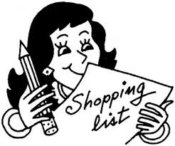 Glossary of Indian Grocery Shopping List / ( Along with