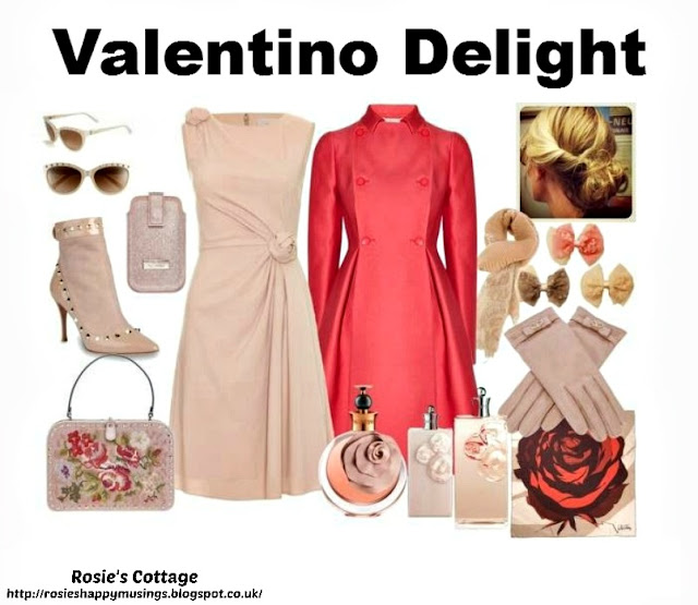Release your inner designer with Polyvore - Valentino Delight by Rosies Cottage