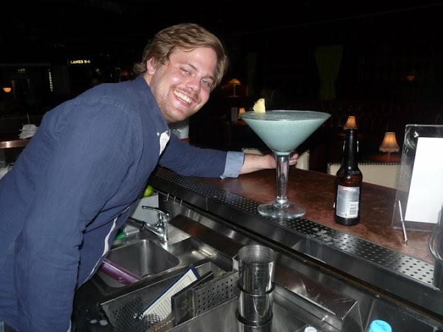 Interview with Oscar Bekric, Haymarket by Scandic, Trader Magnus