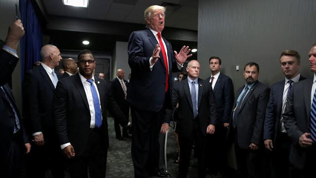 Trump empieza a hilar su relación con Latinoamérica a través de México y Argentina