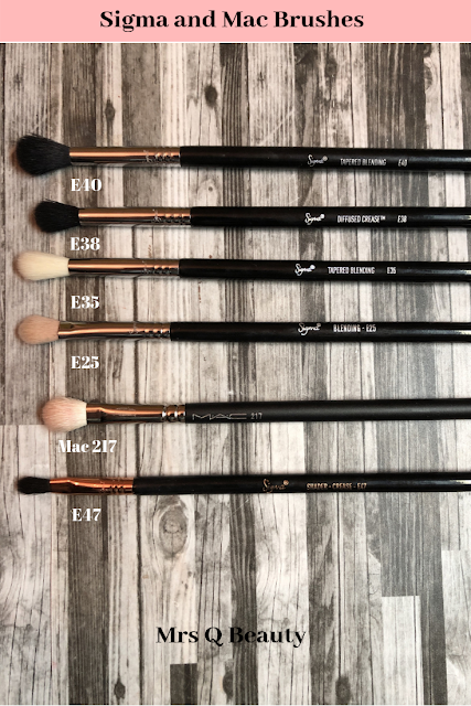 New Sigma and Mac Brushes in My Collection (Are Sigma and Mac Brushes Worth it?)