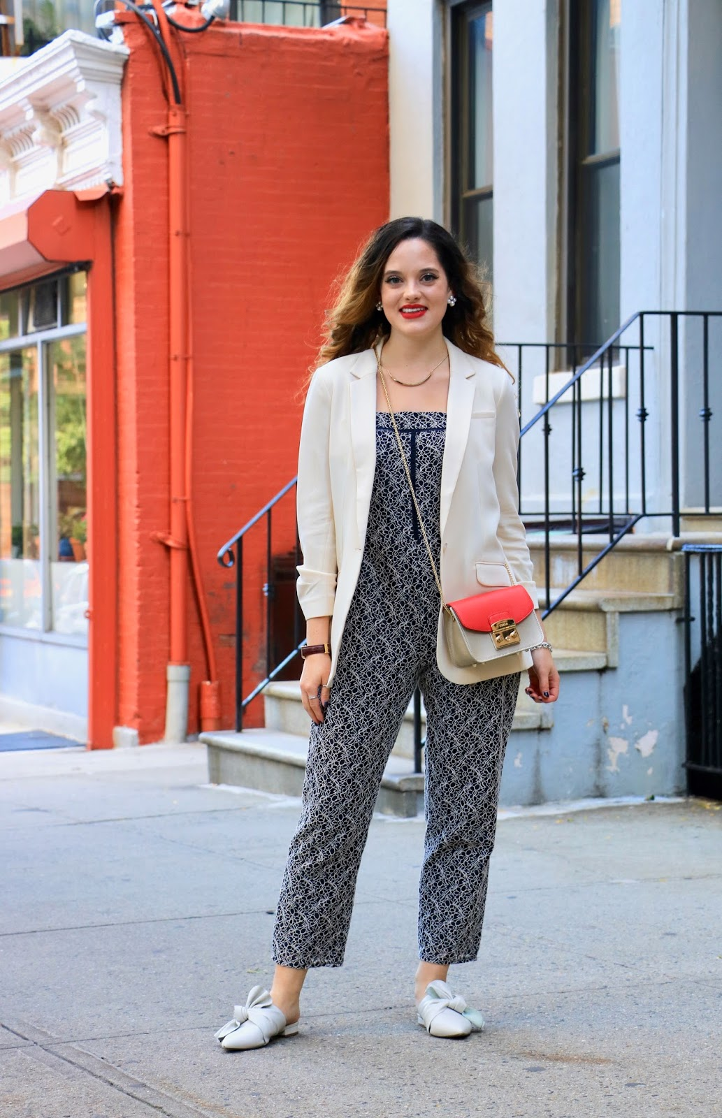 NYC fashion blogger Kathleen Harper in fall street style