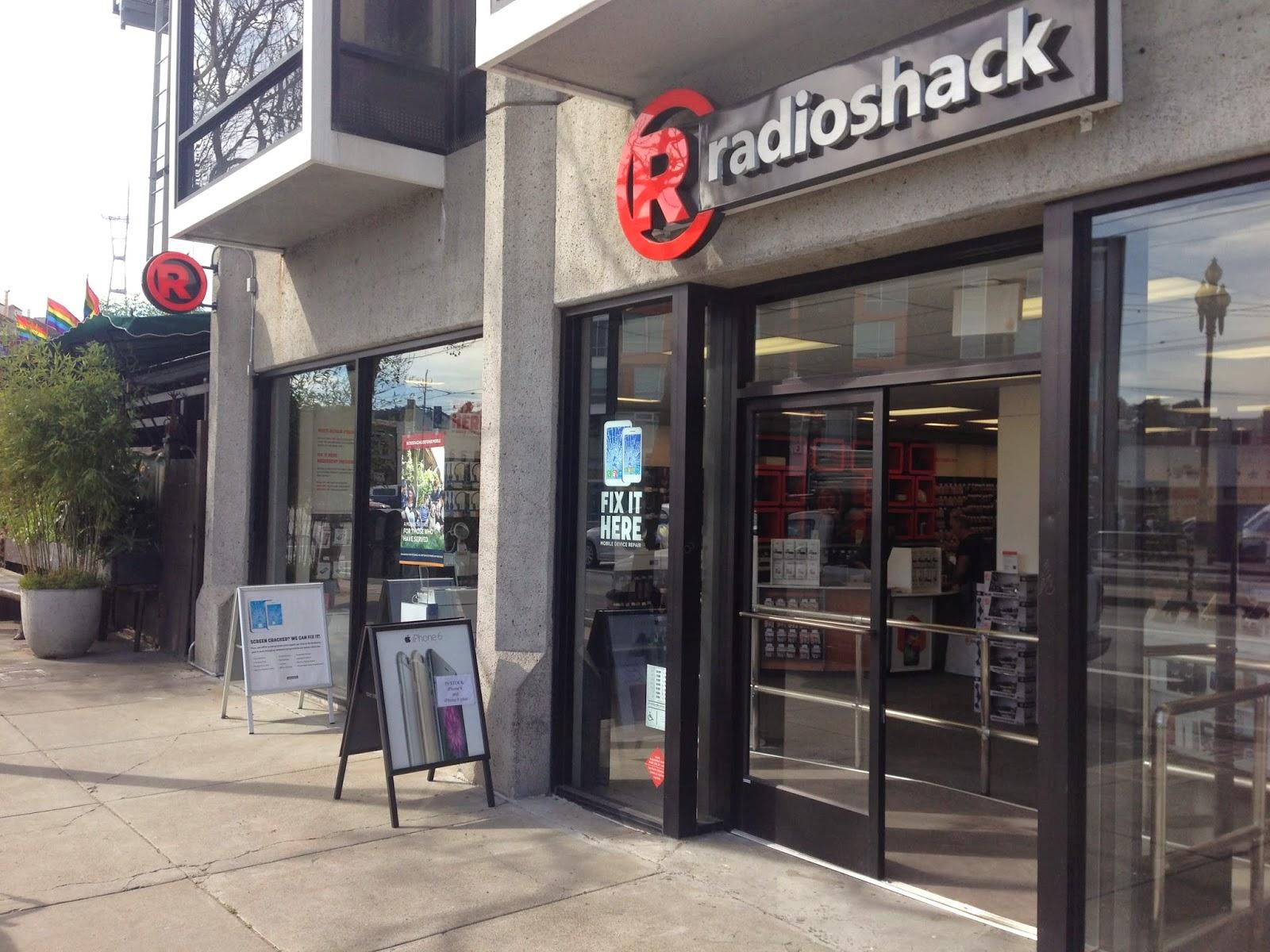 Castro RadioShack To Become Sprint Store | Castro Bubble