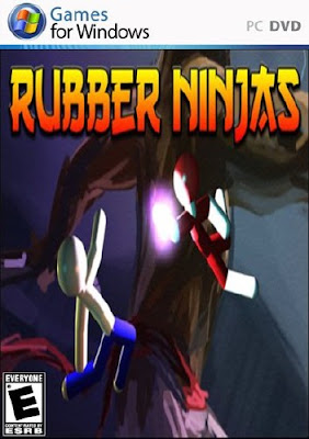 Rubber ninjas for full.