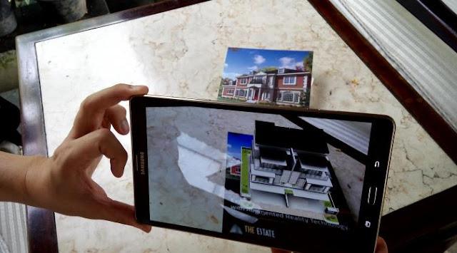 Mengenal Teknologi Masa Depan (AR) Augmented Reality