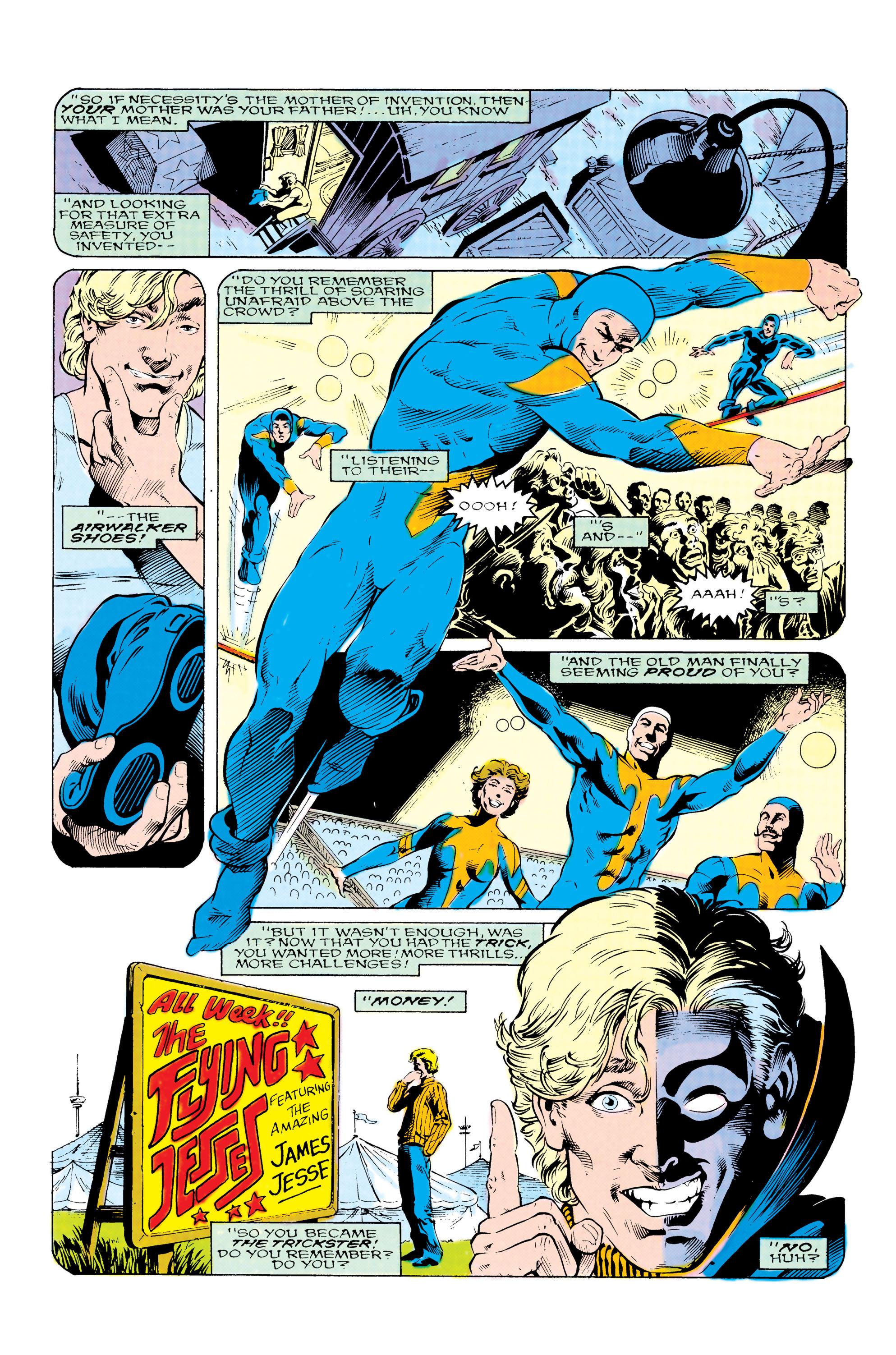 Read online Secret Origins (1986) comic -  Issue #41 - 11
