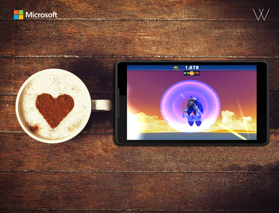 Tonton video, movie dan bermain game dengan Wise Pad 7