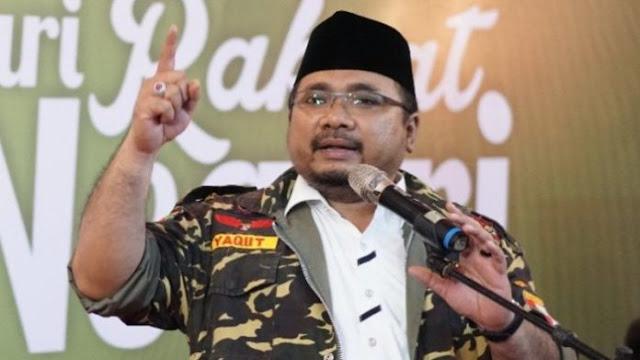 Curiga, GP Ansor Akan Gali Alasan Polisi Hentikan Kasus Habib Rizieq