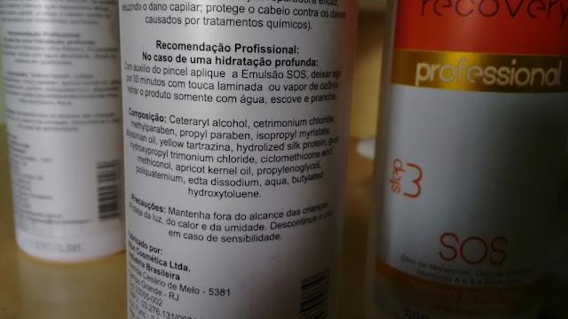 Plancton Hair Recovery SOS