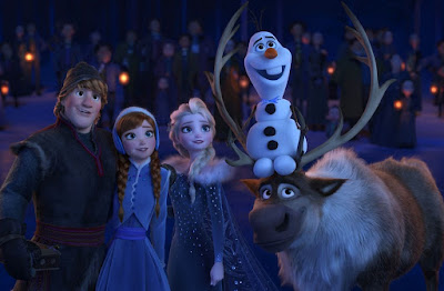 Frozen um filme da Disney