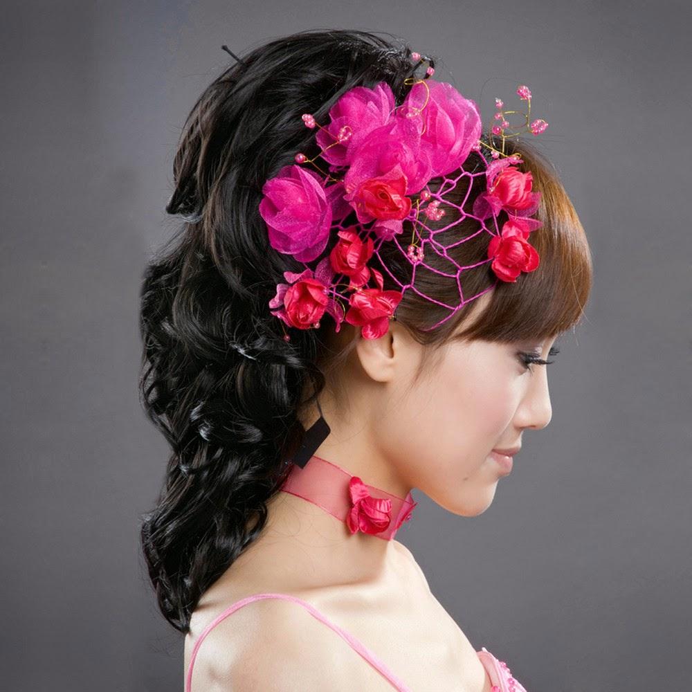 Sencillo y bonito peinados de comunion Imagen De Tendencias De Color De Pelo - peinados de novia: peinados bonitos y faciles para primera ...