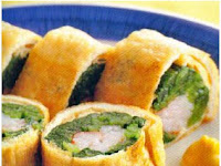Resep Hidangan Pembuka Udang Gulung Saus Mangga