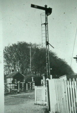 Signal at Fort Brockhurst
