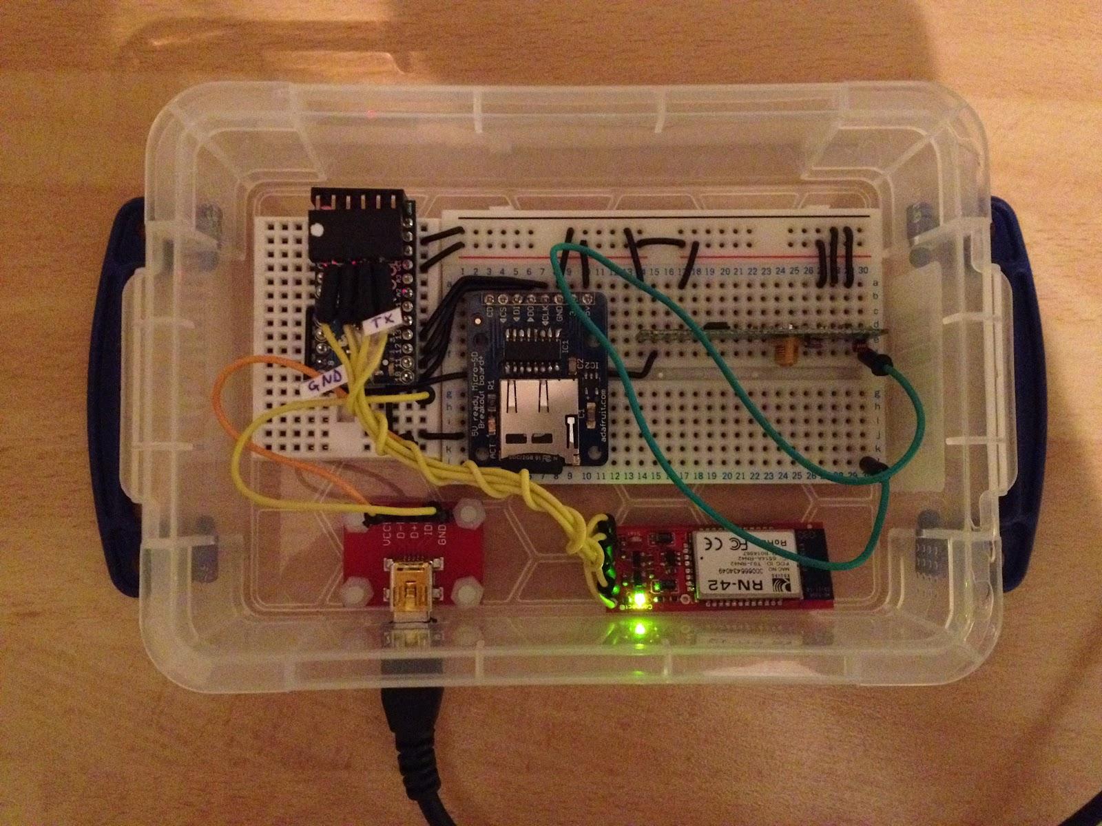 Mchr3k - Arduino: 2012