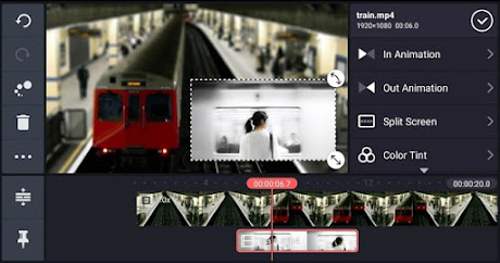 KineMaster - Aplikasi Edit Video Terbaik Gratis Android