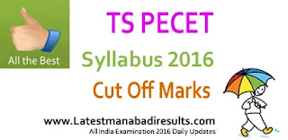 TSPECET 2016 New Syllabus, Telangana PECET 2016, TSPECET 2016 Exam Pattern, TSPECET D.P.Ed (2 years) Syllabus 2016, PECET Cut Off, TSPECET B.P.Ed (2 years) Syllabus 2016