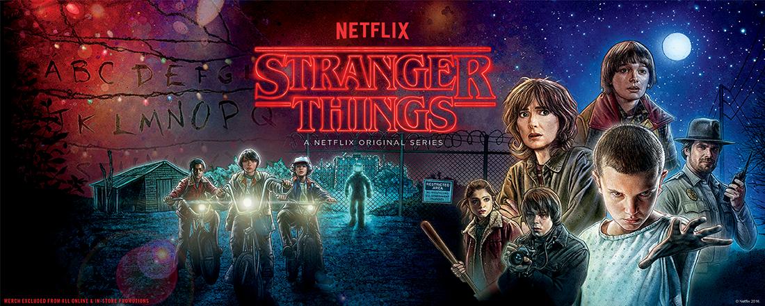 Stranger Things 4 Staffel