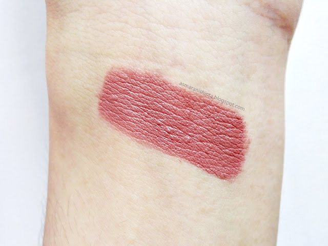 make over intense matte lip cream 004 vanity