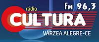 Rádio Cultura FM de Várzea Alegre Ceará ao vivo na net...