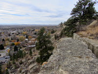 Northern rimrocks, Billings, Montana