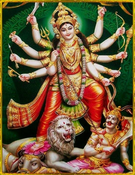 Bhagwan Ji Help me: Hindu Goddess Durga Mata Beautiful ...